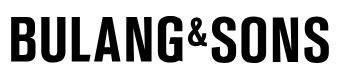 Bulang and Sons Promo Codes