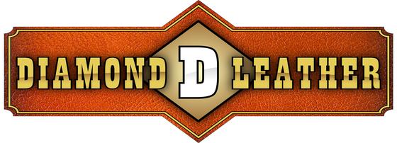 Diamond D Custom Leather