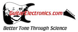 GuitarElectronics.com Promo Codes