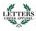 Letters Greek Apparel Discount Codes