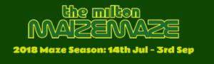 Milton Maize Maze promo code