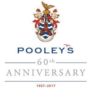 Pooleys Discount Code