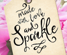 Made With Love and Sparkle Discount Code