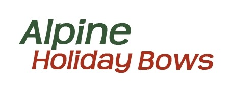 Alpine Holiday Bows Coupon