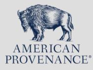 American Provenance Discount Code