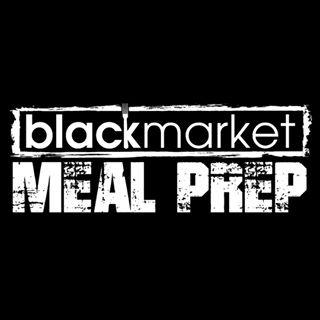 Black Market Meal Prep
