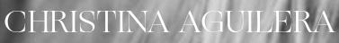 Christina Aguilera promo code