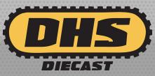 DHS Diecast Promo Code