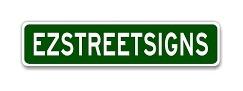 EZ Street Signs
