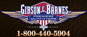 Gibson & Barnes Promo Code
