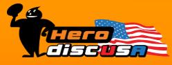 Hero Disc USA free shipping coupons