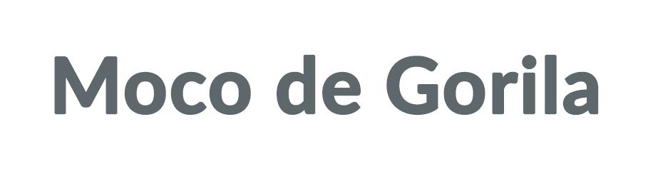 Moco de Gorila promo code