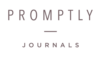 15 Off Promptly Journals Discount Codes Coupon Codes For February