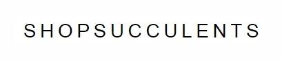 Shop Succulents printable coupon code