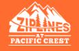 Ziplines at Pacific Crest
