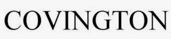 Covington promo code
