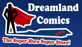 Dreamland Comics Coupon