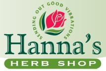 Hanna's Herb Shop Coupon Code