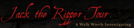 Jack The Ripper Tour promo code