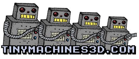 Tiny Machines 3D Promo Codes