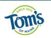 Tom's of Maine free shipping coupons