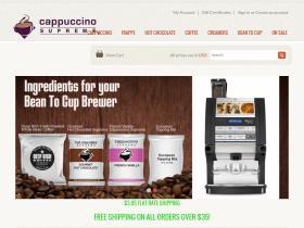 Cappuccino Supreme Coupon Code