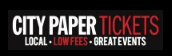 City Paper Tickets Promo Code