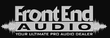 Front End Audio Coupon