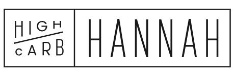 High Carb Hannah Promo Code