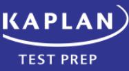 Kaplan Test Prep Promo Code