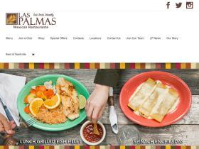 Las Palmas Mexican Restaurante Coupon