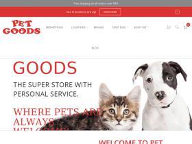 Pet Goods Coupon