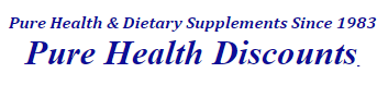 Pure Health Discounts Coupons