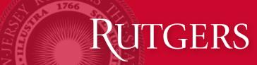Rutgers Bookstore Promo Code