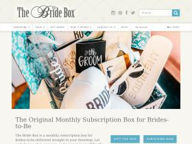 The Bride Box Coupons