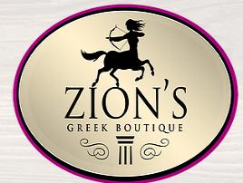 Zions Greek Boutique Coupon