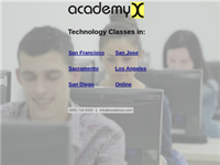 Academyx Coupon