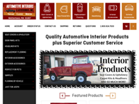 Automotive Interiors