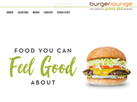 Discount Codes for Burger Lounge
