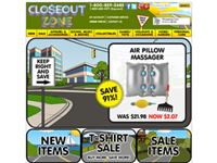 Closeoutzone free shipping coupons