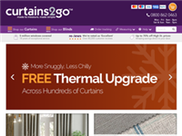 Discount Codes for Curtains2Go