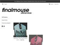 Finalmouse Shop Promo Codes