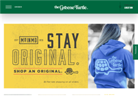 Green Turtle Coupon