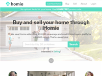 Homie promo code