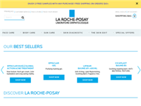 La Roche Posay free shipping coupons