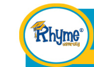 Rhyme University free shipping coupons