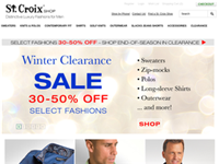 St Croix free shipping coupons