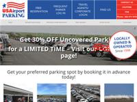 usairport parking coupon $2