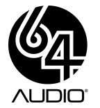 64 Audio Promo Code