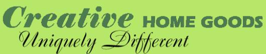 Creative Home Goods Promo Codes